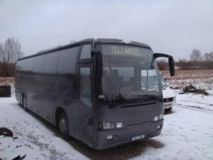 Telli Scania Bussi